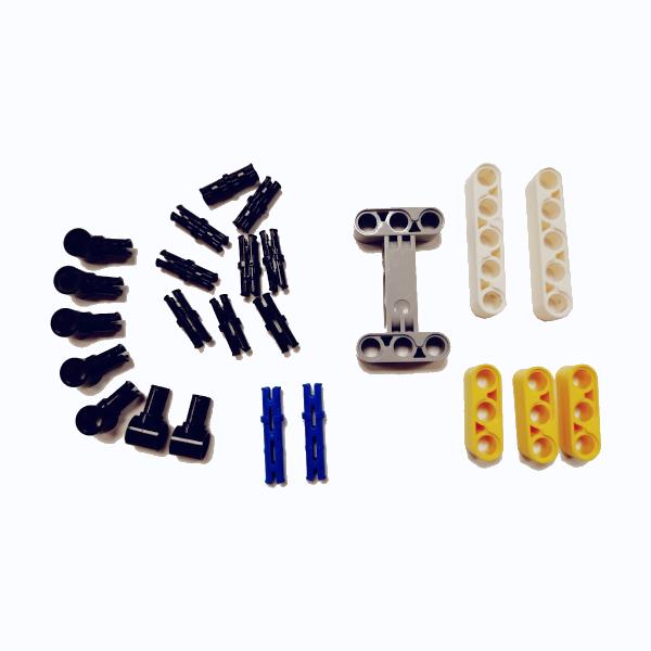 LEGO cutebot