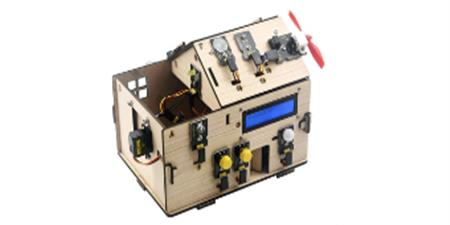 Keyestudio Smart Home para Arduino con placa Keyestudio PLUS