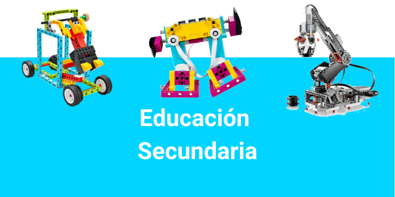 LEGO® Education Secundaria