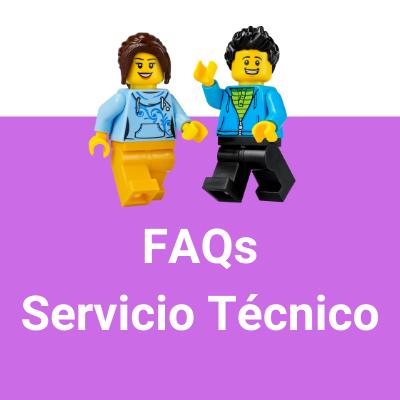 FAQ Servicio Técnico