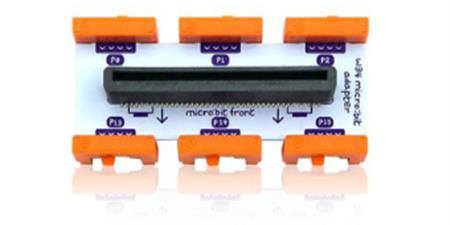 Adaptador littleBits microbit