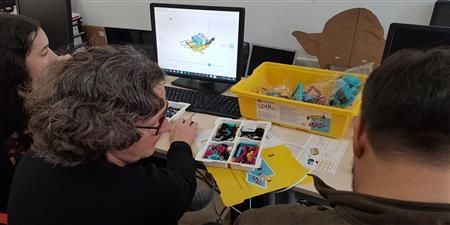Formación a SPIKE™ Prime LEGO® Education (Presencial o Virtual)