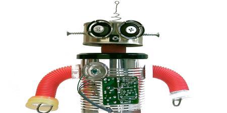 Robot Elaborado