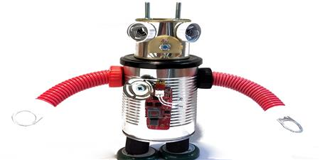 Robot Oggetto