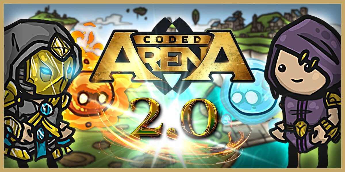 CODEDARENA 2 0