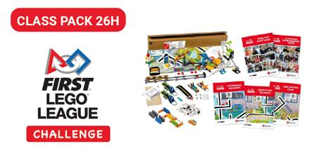 FIRST® LEGO® League CHALLENGE – CLASS Pack 26H
