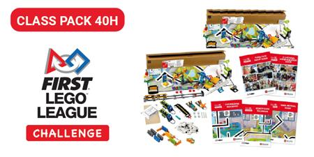 FIRST® LEGO® League CHALLENGE – CLASS Pack 40H