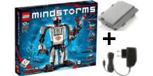 PACK LEGO® MINDSTORMS® EV3 Hogar + Batería + Cargador