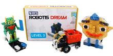 Kit ROBOTIS DREAM Nivel 3 - KidsLab