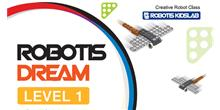 ROBOTIS DREAM Level 1 Workbook [EN]