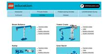 Avanzando con máquinas simples y motorizadas LEGO® Education