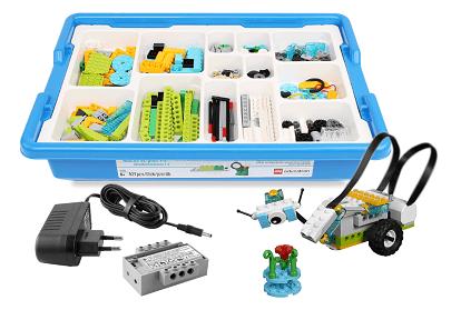 Pack LEGO Education WeDo con batería y cargador