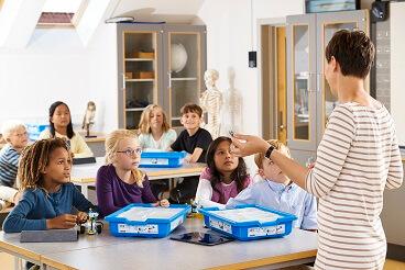 LEGO Education WeDo 2.0 kit robótica para utilizar en las clases de primaria de tu escuela