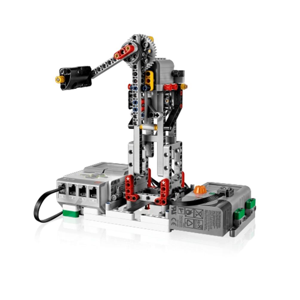LEGO MINDSTORMS Ev3 con medidor de energía