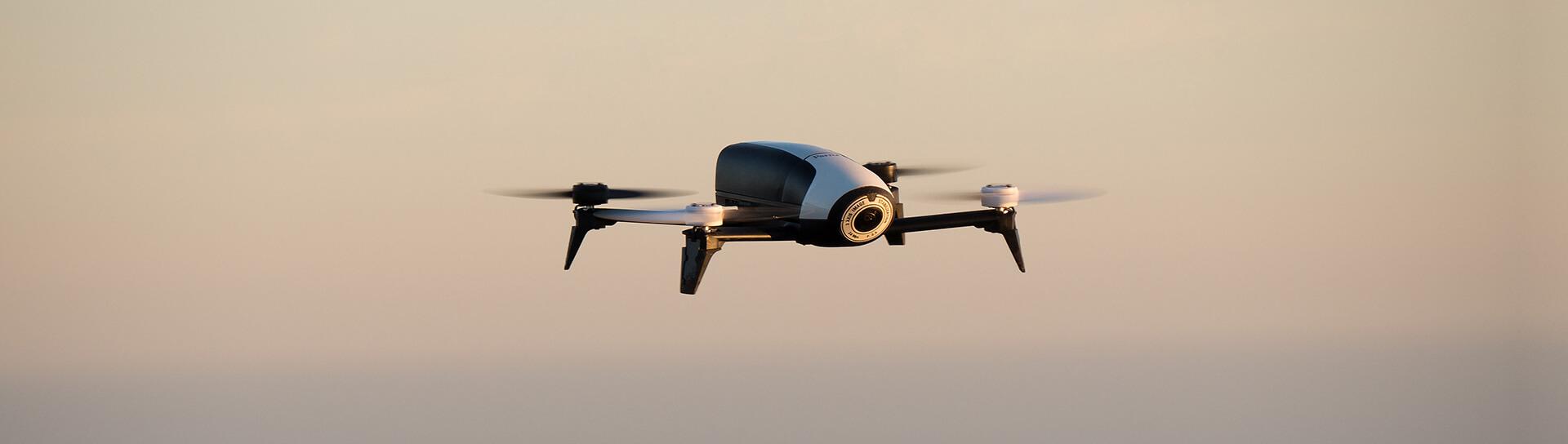 Drone Bebop 2 de Parrot en RO-BOTICA tu tienda de robots voladores y educativos