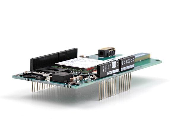 Arduino GSM Shield 2 en RO-BOTICA