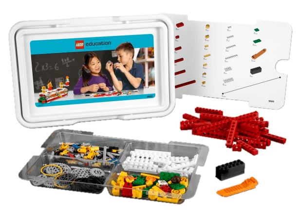 Máquinas simples 7+ · LEGO education