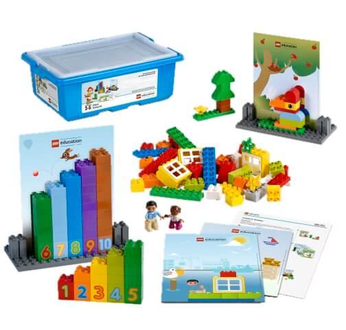 Creative builder LEGO Education DUPLO