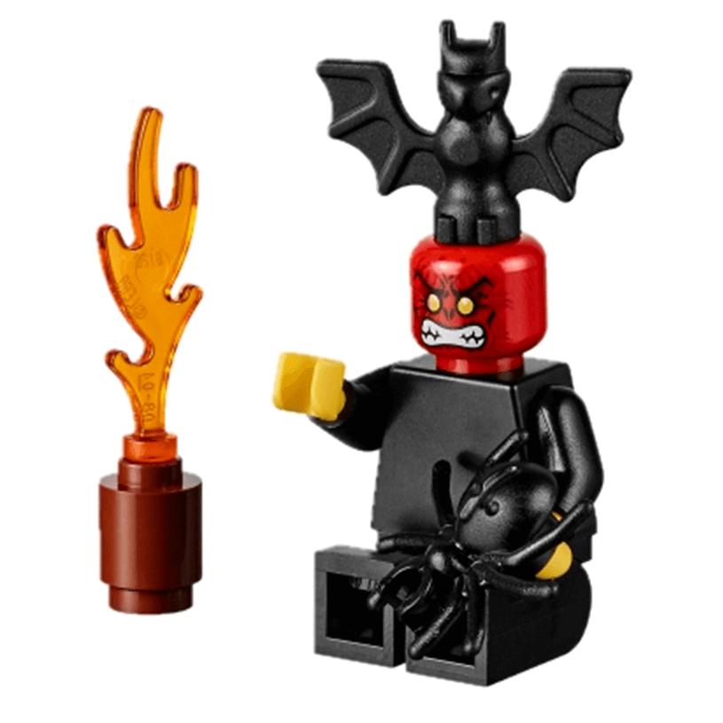 Extensión de Story Starter con cuentos de hadas de LEGO Education el malo de la película