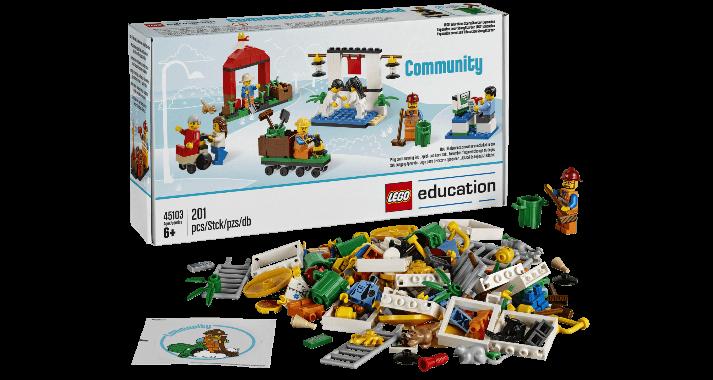 Expansión sobre la comunidad StoryStarter LEGO Education