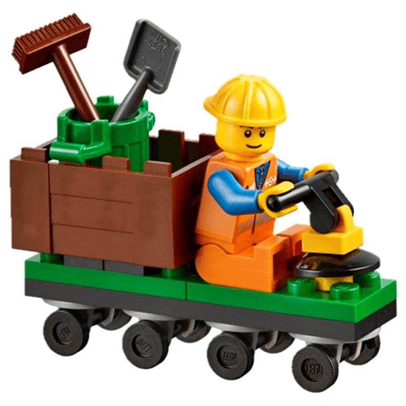 Expansión sobre la comunidad StoryStarter LEGO Education barrendero