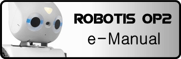 Manual online de ROBOTIS OP2