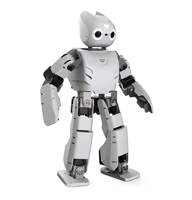 ROBOTIS OP2 robot humanoide en RO-BOTICA