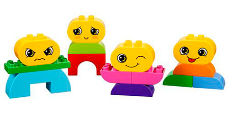 Construir Emociones - LEGO® Education Infantil