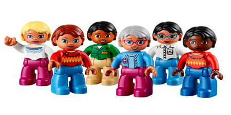 Set Personas de la Comunidad - LEGO® Education Infantil