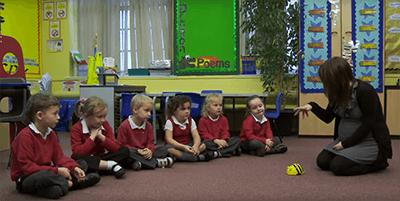 Robótica educativa para Infantil en RO-BOTICA