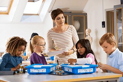 Robotica Educativa para Primaria en RO-BOTICA