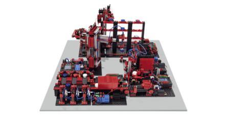 Simulación de fábrica 9V