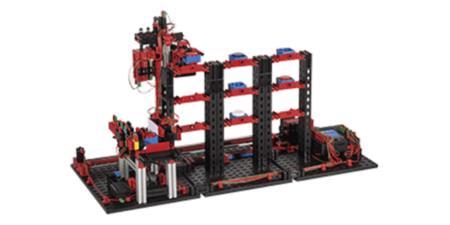 Almacén vertical automatizado 24V