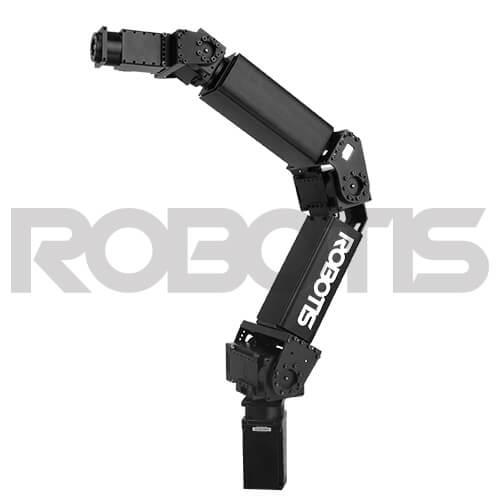 Manipulador H de ROBOTIS con 6 grados de libertad y que levanta 3kg