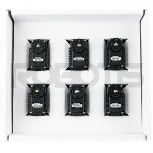 Caja 6 dynamixel ax-18a