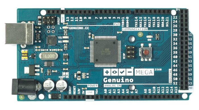 Genuino MEGA 2560
