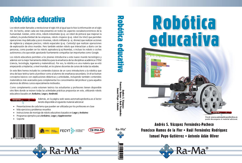 Libro robótica educativa Ra-Ma