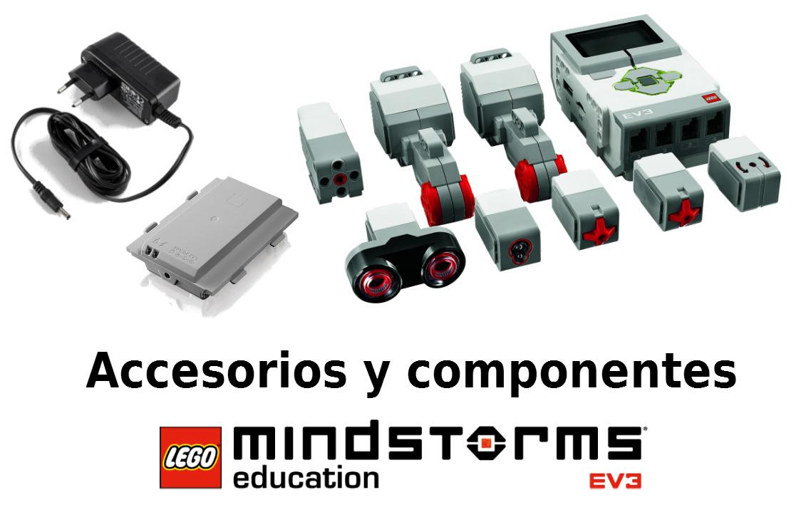 Accesorios y componentes LME EV3