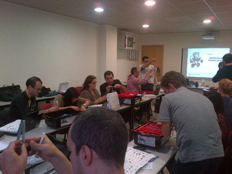 Introducción a LEGO Mindstorms EV3