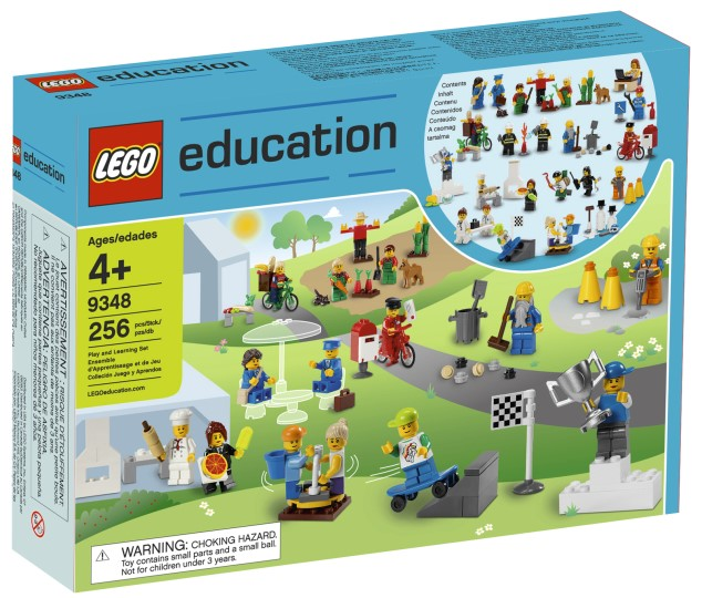Set de Minifiguras urbanas LEGO Education