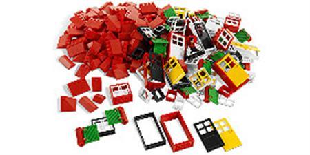 Puertas, ventanas y tejas - LEGO® Education