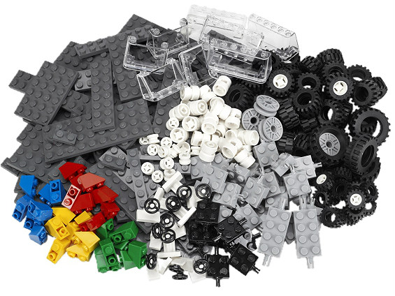 Set de Ruedas LEGO® Education