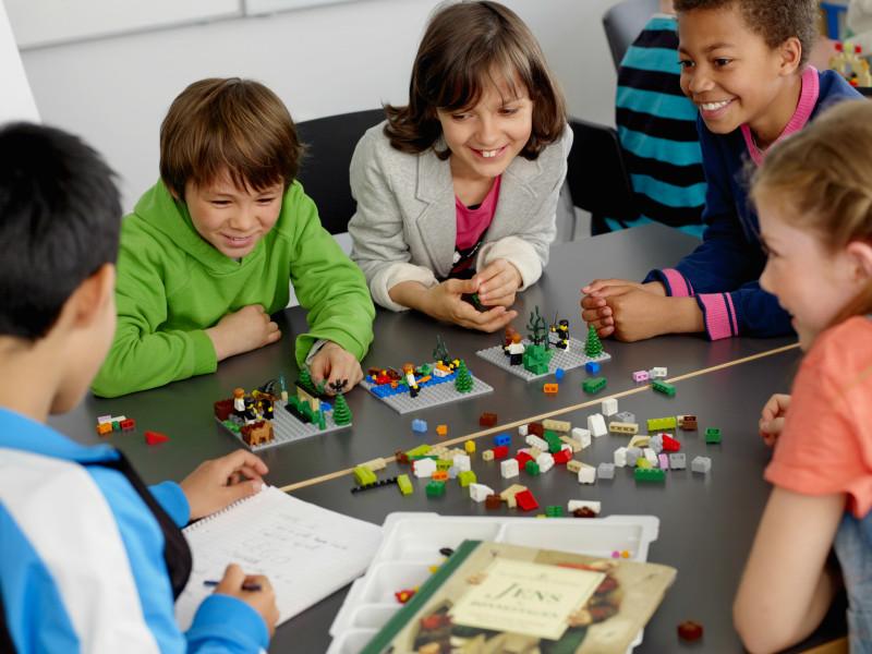 LEGO Education Story Starter