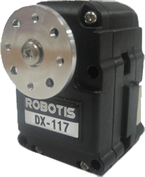 Actuador Dynamixel DX-117