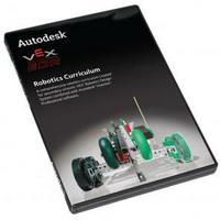 Curricluum de robótica VEX-Autodesk