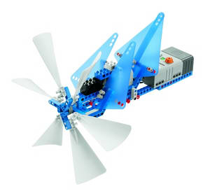 Set de energías renovables compatible LEGO NXT y TECHNIC- LEGO Education