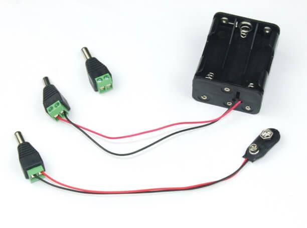 Adaptador batería
