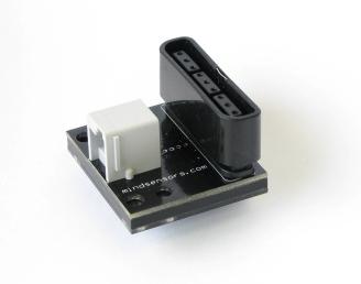 Interfaz NXT para controlador PS2 (PSP-Nx-v3)