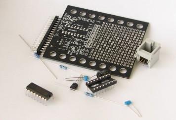 Kit PCF8591IC