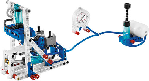 Kit de neumática LEGO Education